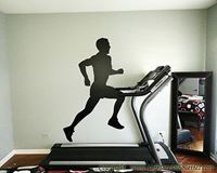 Picture of Runner  7 (Running Decor: Silhouette Decals)